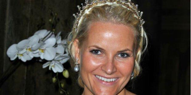 Prinzessin Mette-Marit Samstag in Wien