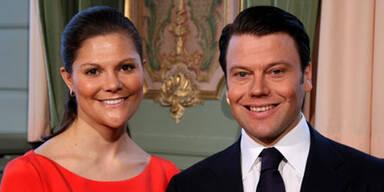 Kronprinzessin Victoria von Schweden & Daniel Westling