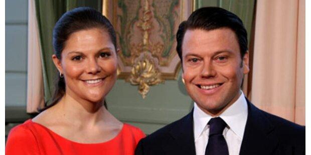 Ganz Schweden im Hochzeitsfieber
