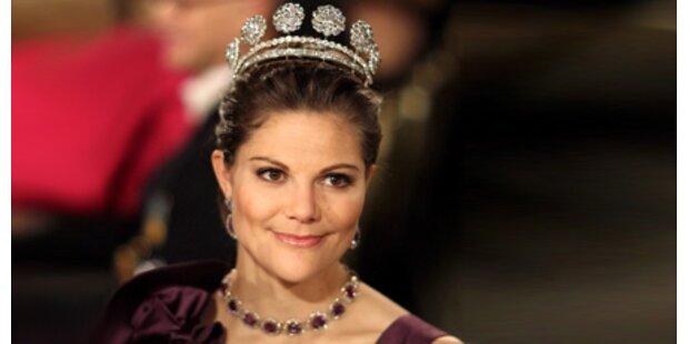 Victoria ist beliebteste Kronprinzessin