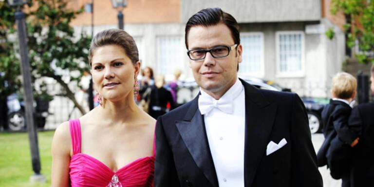 Victorias Verlobter muss für Prinzenrolle büffeln