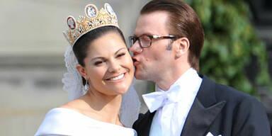Kronprinzessin Victoria & Herzog Daniel westliing schweden