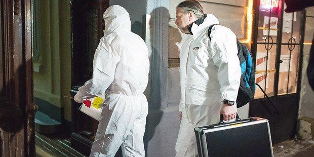 »ICH überlebte Attacke des Transen-Mörders«