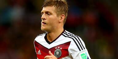 Fix! Kroos wechselt zu Real Madrid