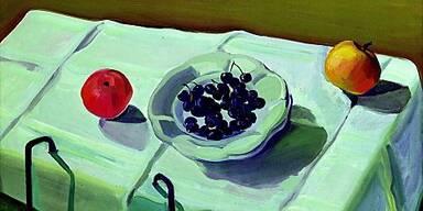 Kulinarisches von Maria Lassnig