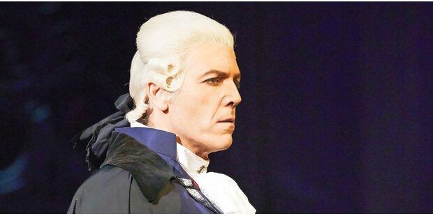 Oper: Thomas Hampson als Scarpia