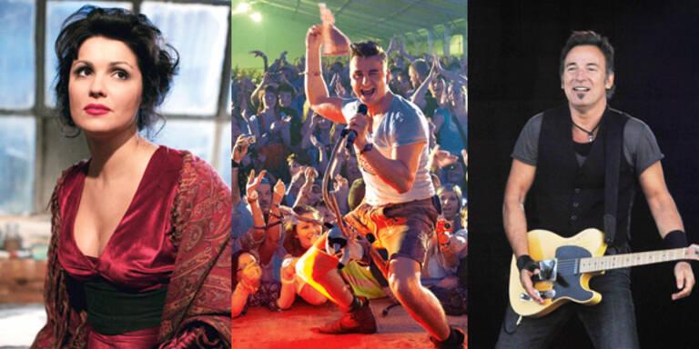 Von Netrebko, Klimt bis Springsteen