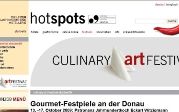 Gourmet-Festspiele bei Linz09