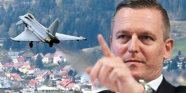 Eurofighter-Entscheidung bis Jahresende