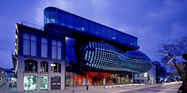 Grazer Kunsthaus feiert bei freiem Eintritt