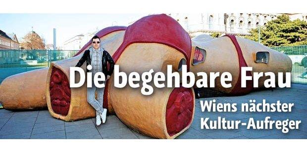 Wiens nächster Kultur-Aufreger