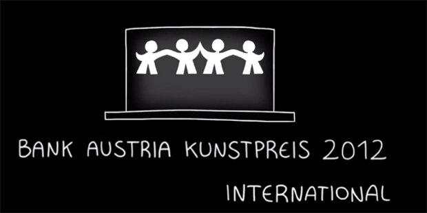 Bank Austria vergibt Kunstpreise