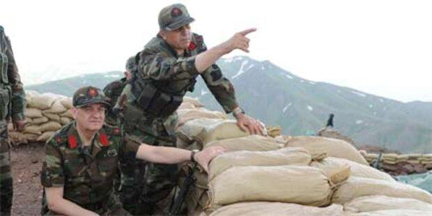 17 Tote nach PKK-Angriff auf Soldaten