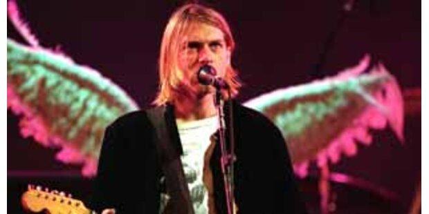 Kurt Cobains Asche wurde gestohlen!