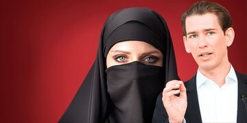 Kommt Burka-Verbot