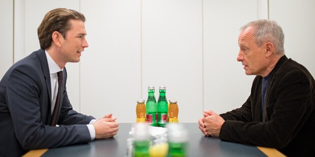 Pilz warnt Kurz vor FPÖ im Umweltministerium