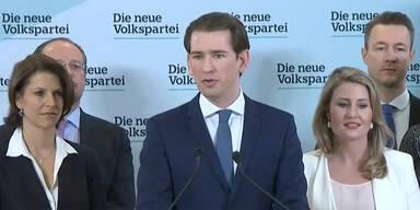 ÖVP: Einstimmig für Türkis-Grün