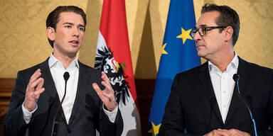 ÖVP und FPÖ einigen sich auf Leitlinien