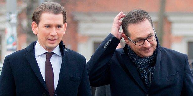 ÖVP will FPÖ zähmen