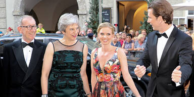 Kurz Susanne Thier Theresa May Philip
