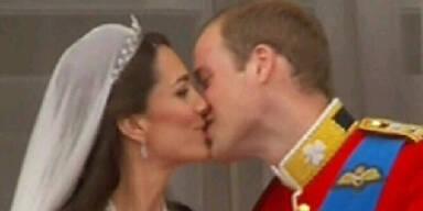 Die zwei Küsse des Jahrhunderts