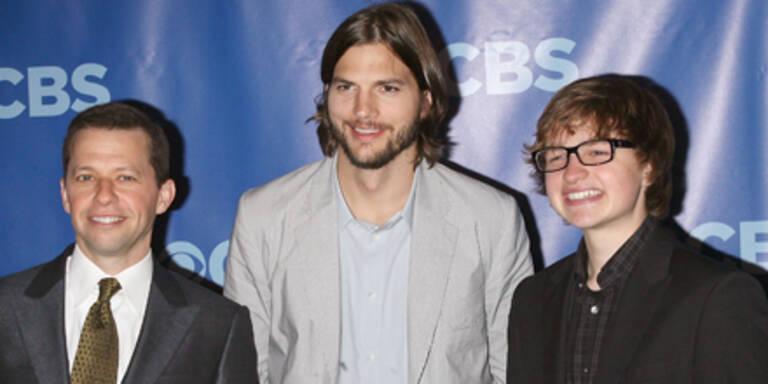Ashton Kutcher ist neuer Onkel Charlie