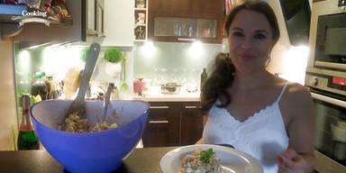Kochen und Schlemmen mit Vanessa Kuzmich