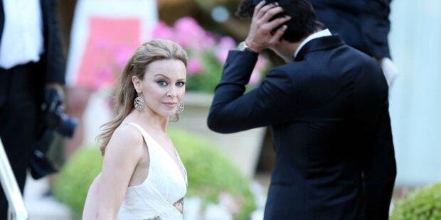Kylie Minogue gibt Trennung bekannt