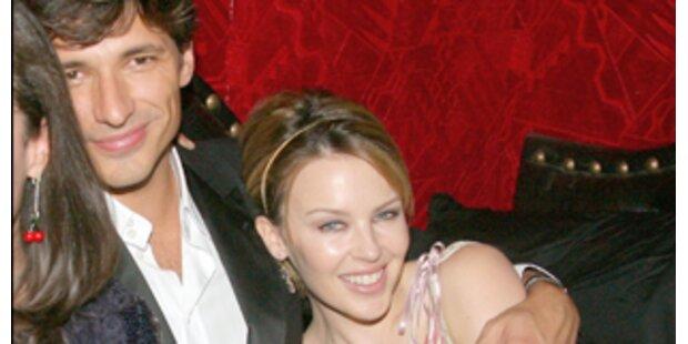 Ist Kylie Minogue frisch verliebt?