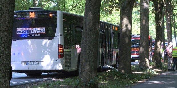 Lübeck: Mehrere Verletzte bei Gewalttat in Bus