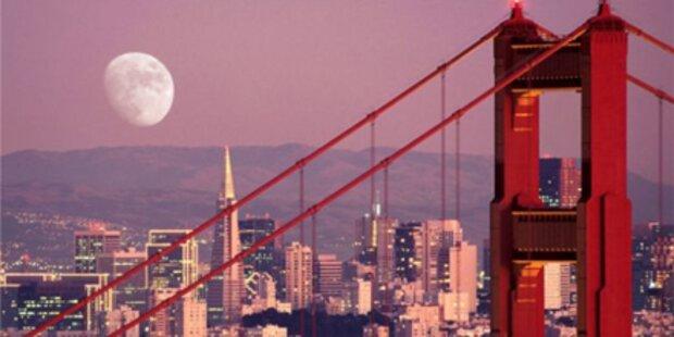 Los Angeles und San Francisco entdecken