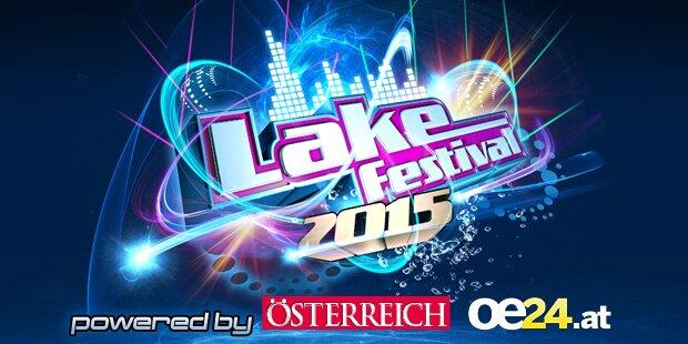 Letzte Chance auf Lake-Festival-Tickets