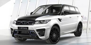Range Rover Sport noch sportlicher