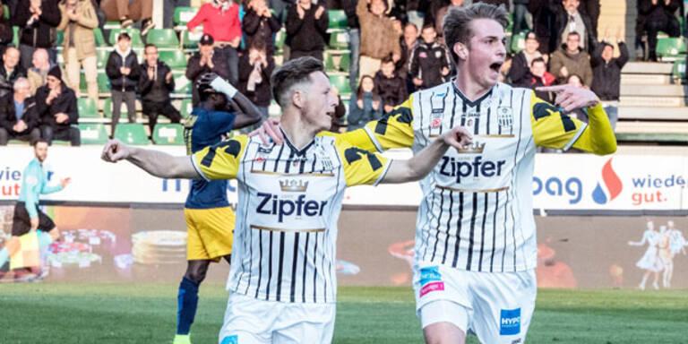 LASK steigt in Bundesliga auf