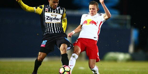 Wichtiger Sieg: LASK auf Bundesliga-Kurs