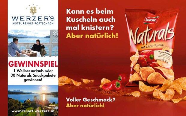 Mit Naturals zum Wellnessurlaub!