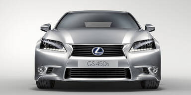Neuer Lexus GS450h mit Verbrauchsrekord