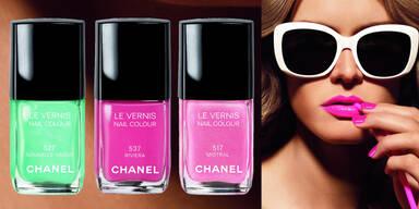 Sommer mit Chanel