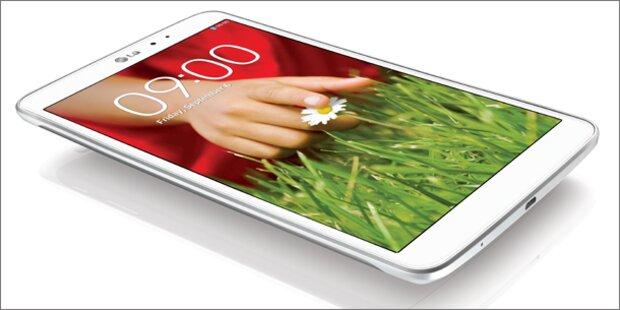 LG bringt das G Pad 8.3 mit FullHD-Display