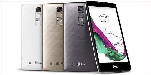 LG bringt das G4 Stylus & das G4c