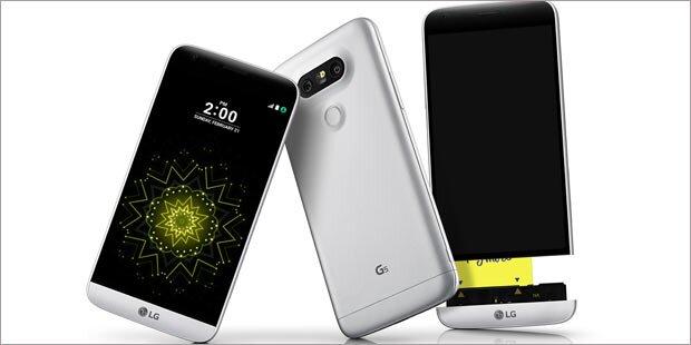 LG G5: Starttermin und Preis stehen fest