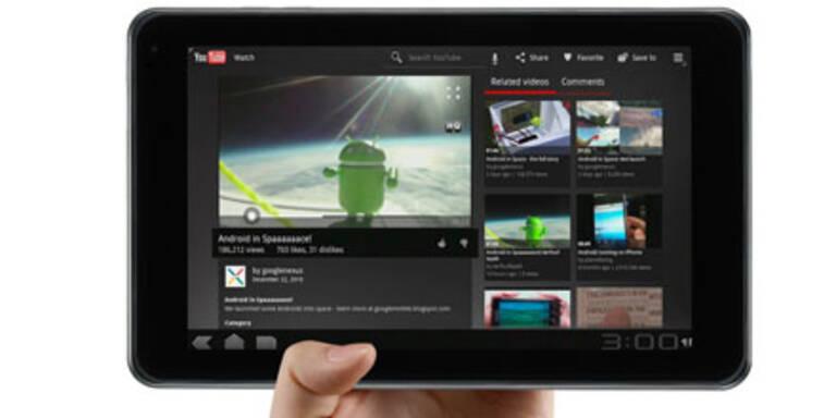 Android-Tablets sollen iPad bald überholen