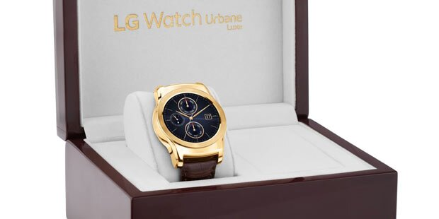 LG: Luxus-Watch & Smart-Home-Sensor