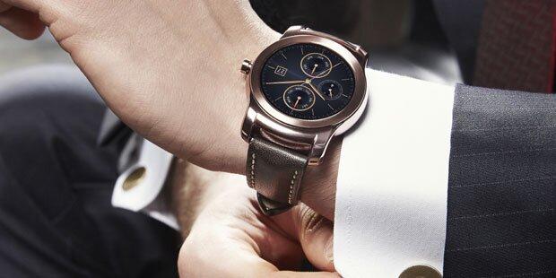 LG bringt die G Watch Urbane (LTE)