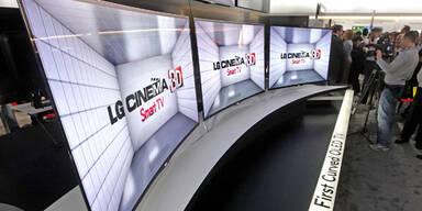 Fernseher von LG unter Schnüffelverdacht
