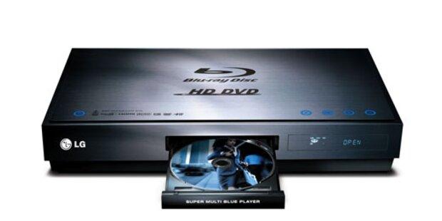 Kombidrive für Blu-ray und HD-DVD