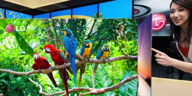 LG bringt 55 Zoll OLED-TV  bereits im Mai