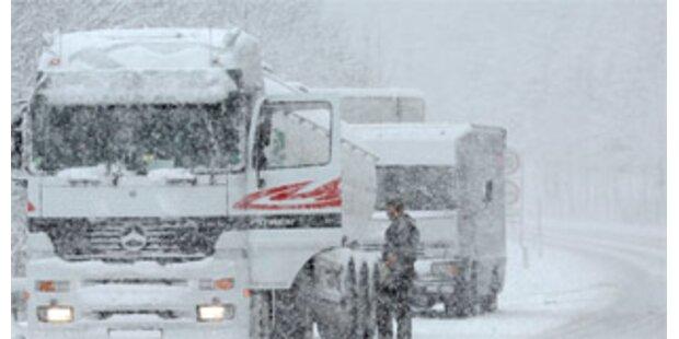 Winterfreude in Niederösterreich