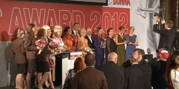 Das war der Leading Ladies Award 2012