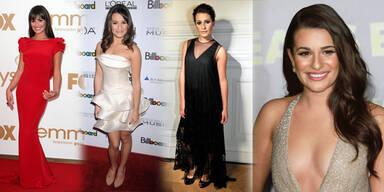 Lea Micheles glamouröse Looks